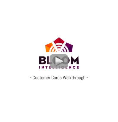 Bloom Intelligence Customer Profile