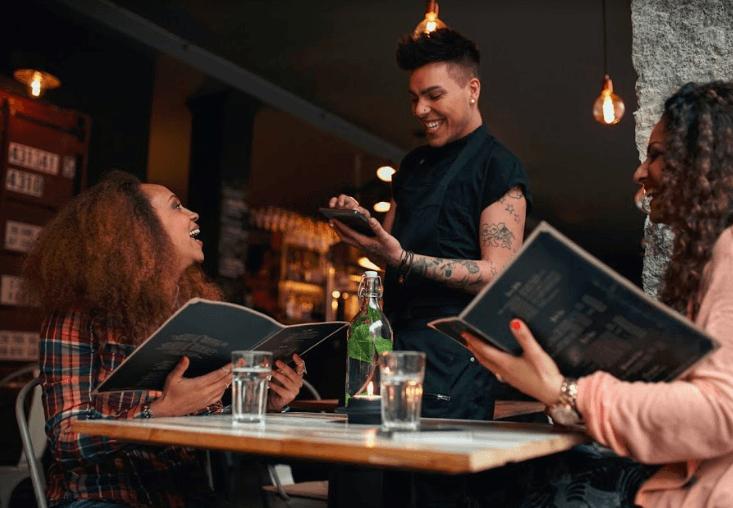 WiFi marketing for improved restaurant revenue