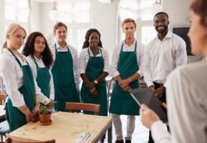 Restaurant Operations - Staffing
