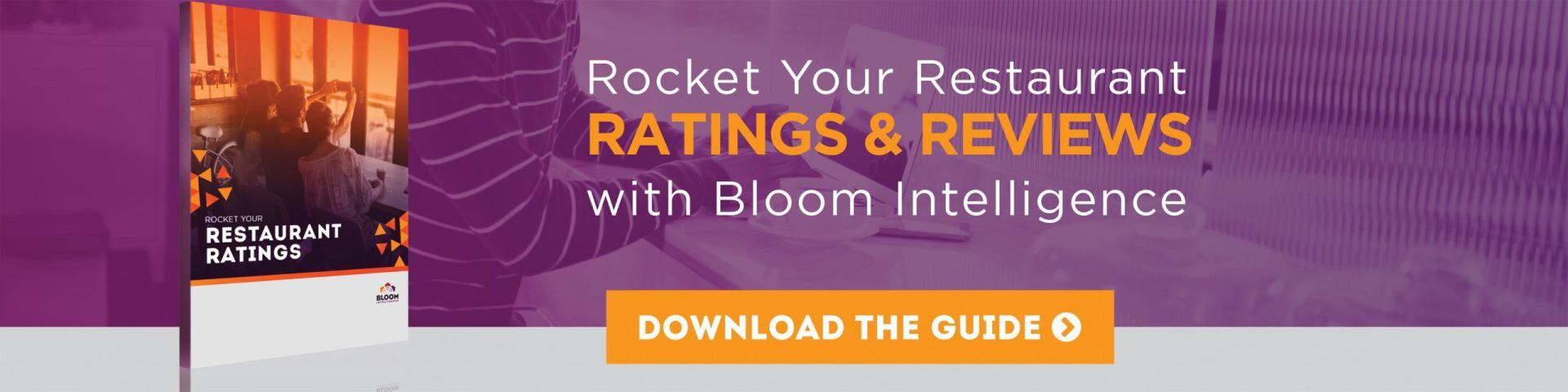 Restaurant Marketing for Higher Ratings