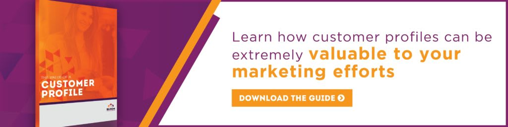 WiFi Analytics can help build valuable customer profiles